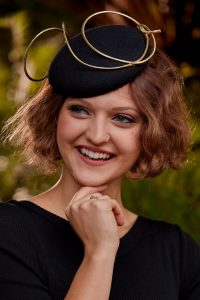 Melbourne Hat Shop - Autumn and Winter fascinators hats